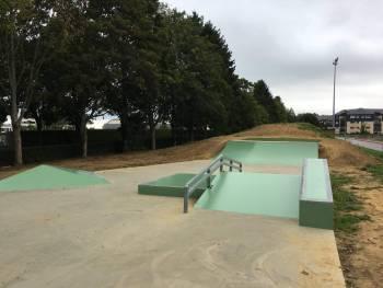 Skatepark de Mont-Saint-Aignan