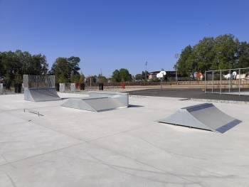 Skatepark du Champ de course de Saint-Etienne du Rouvray