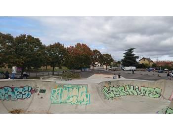 Skatepark de Riom