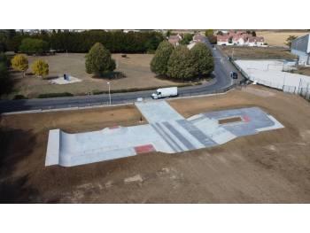 Skatepark de Moissy-Cramayel