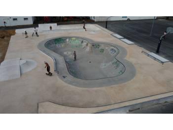 Skatepark et bowl de Saint-Médard-en-Jalles