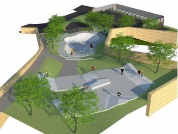 Skatepark de Le Foeil