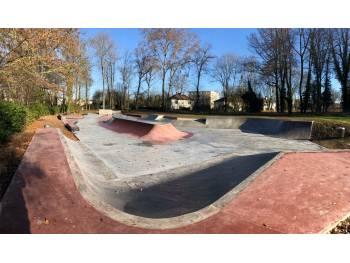 Skatepark de Bretigny sur Orge
