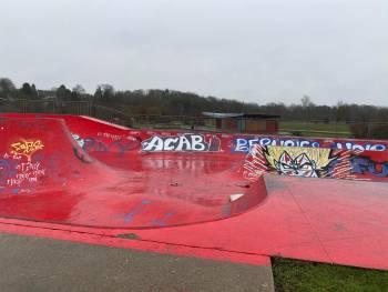 Skatepark du Grand-Marais à Amiens (photo : Jeremy Defossez)