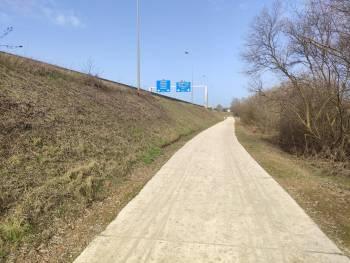 Promenade des Berges de l'Orne