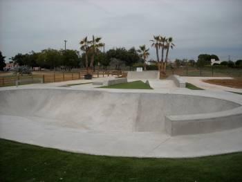Skatepark de Valergues