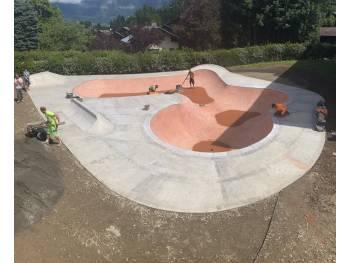 Skatepark de Saint-Gervais-les-bains