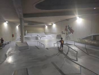 Skatepark de Clermont-Ferrand