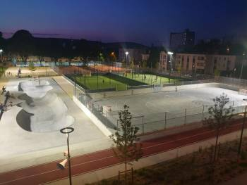 Skatepark de Marcombes