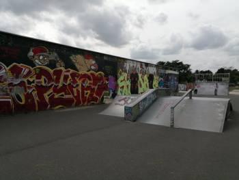 Skatepark de Vitry sur Seine