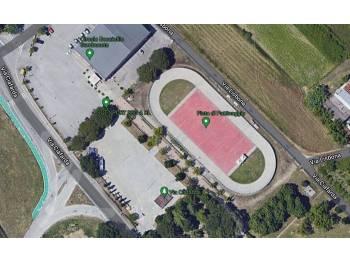 Piste de roller course de Parco (Chieti, Italie)