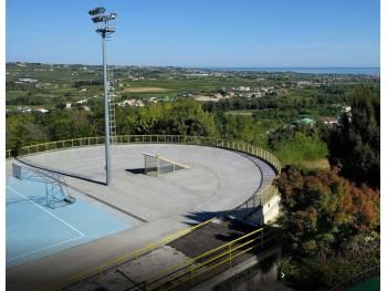 Piste de roller course de Miglianico (Chieti, Italie)