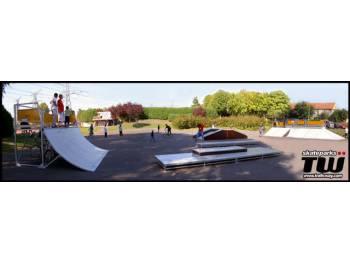 Skatepark de Roissy-en-Brie