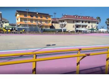 Piste de roller course de Martinsicuro (Teramo, Italie)