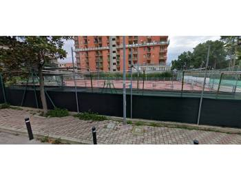 Piste de roller du Centre sportif Gli Oleandri à Montesilvano (Pescara, Italie)