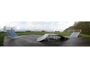 Skatepark de Saint-Vrain