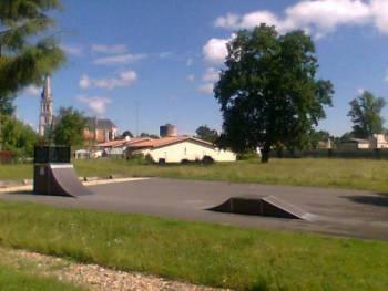Skatepark de Salaunes