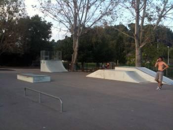 Skatepark de La-Roquette-sur-Siagne