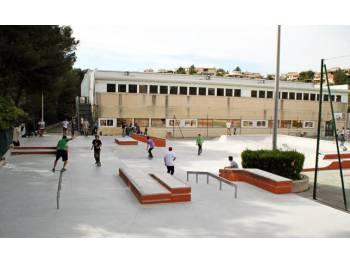 Skatepark de Sausset les Pins
