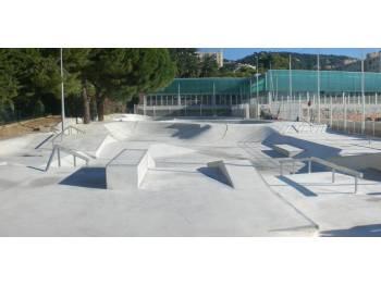 Skatepark Nice Falicon