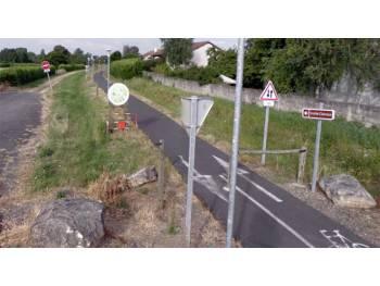 La ligne verte de Châtellerault à Loudun