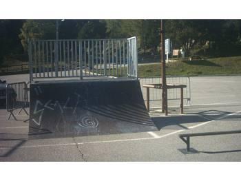 Skatepark de Font-Romeu
