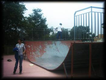 Skatepark de Saint-Estève
