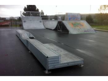 Skatepark de Jouy-le-Moutier
