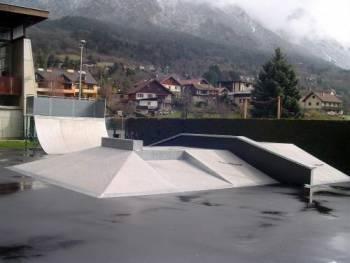 Skatepark du stade