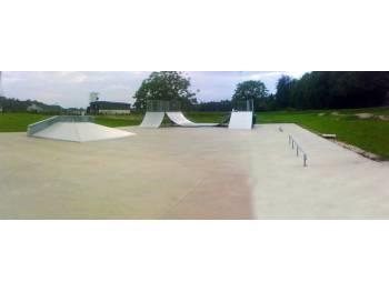 Skatepark de Saint-Vit