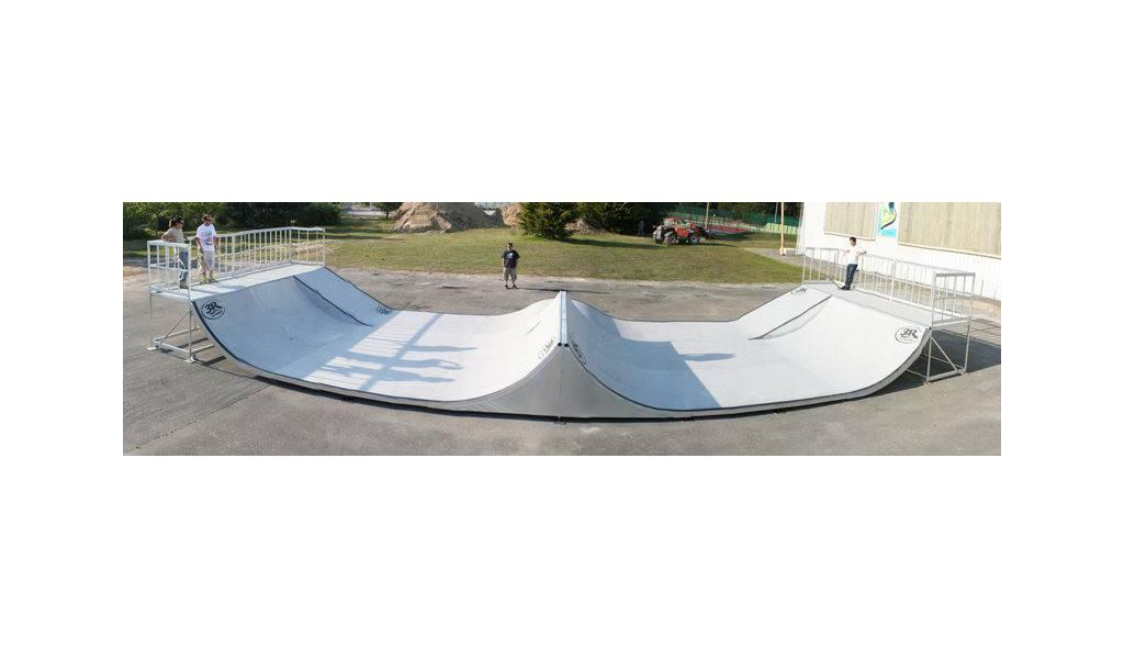 skatepark de saint hilaire de riez 85. Black Bedroom Furniture Sets. Home Design Ideas
