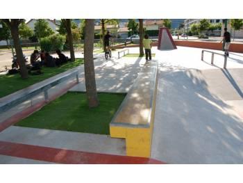 Skatepark de Tournon-sur-Rhône