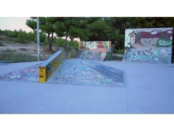 Skatepark de Fare-les-Oliviers