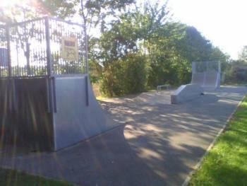 Skatepark de Cresserons