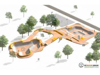 Skatepark de Bois-le-Roi