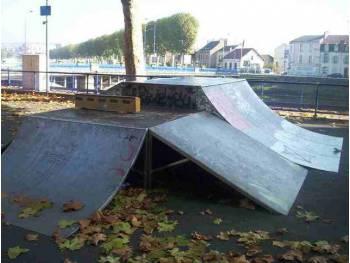 Skatepark de Montluçon