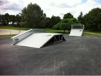 Skatepark de Tinqueux