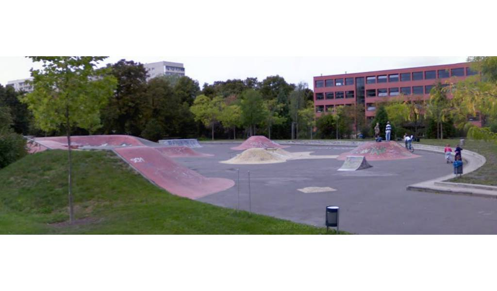 leipzig gr nau skatepark germany. Black Bedroom Furniture Sets. Home Design Ideas