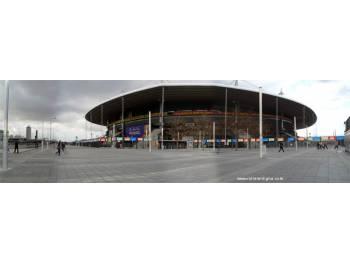 Autour du stade de France