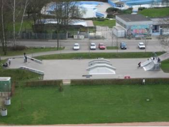 Skatepark Kehl