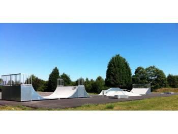 Skatepark de Loos en Gohelle