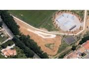 Skatepark, piste de race et champ de bosses de Sérignan