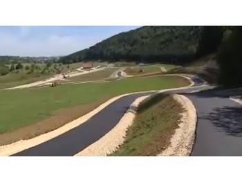 Stade de biathlon Florence Baverel à Arçon