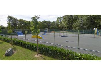 Skatepark de Brain-sur-l'Authion