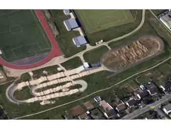 Piste de BMX race et champ de bosses de Bourges