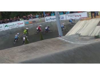 Piste de BMX race de Saint-Brieuc (22)