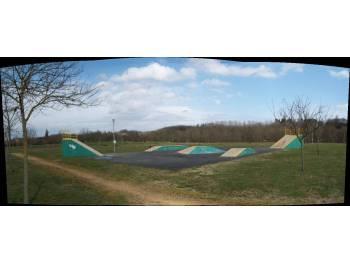 Skatepark de Bonneuil-Matours