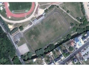 Piste de roller du stade Jean-Bouin à Evreux (27)