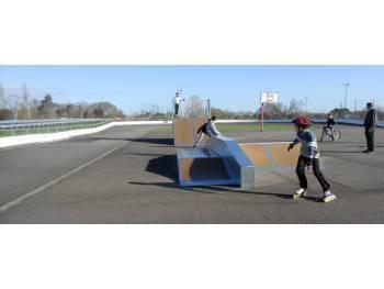 Skatepark de Saint-Philbert-de-Grand-Lieu