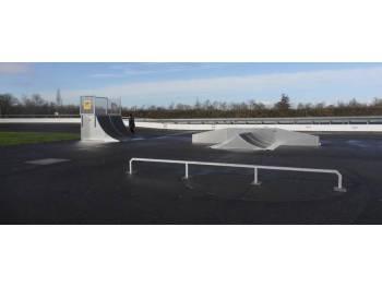 Anneau de vitesse et skatepark de Saint-Philbert-de-Grand-Lieu